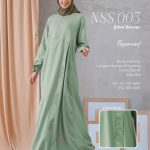 Gamis Nibras NSS-003 Pappermint