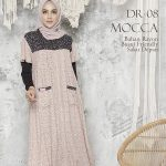 Daster Nibras DR-008 Mocca