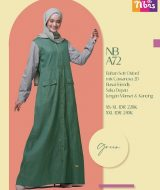 Gamis Nibras NB A72 Green