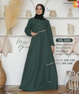 Gamis Nibras NB A99 Moss Green